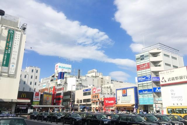 大宮駅周辺で現金化に使えそうな店舗