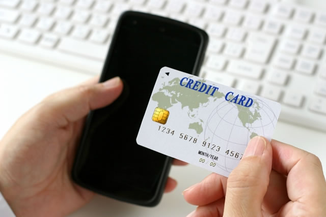 クレジットカードで買える金券